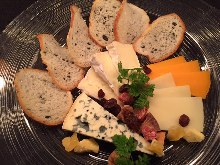 Assorted cheese, 4 kinds