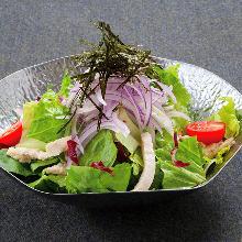 Korean-style salad