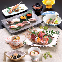 8,000 JPY Course (8 Items)