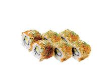 California sushi rolls