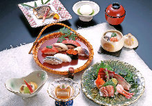 6,600 JPY Course (7 Items)
