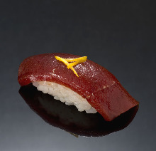 Soy sauce marinade fresh tuna