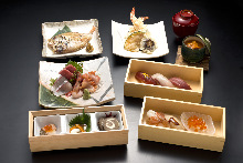 6,600 JPY Course