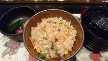 Gomoku fried rice