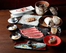 5,400 JPY Course (9 Items)