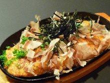 Japanese yam Teppanyaki