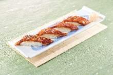 炙り穴子寿司