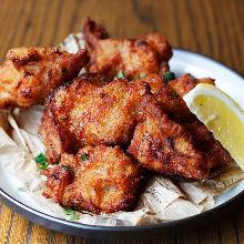 Chicken fritter