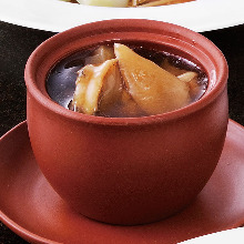 Medicinal Chinese soup