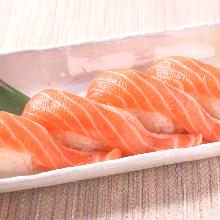 Ftty salmon