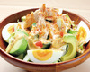 Cobb's Salad with Steamed Chicken & Avocado