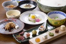10,800 JPY Course (9 Items)