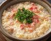 Rice Porridge with Crab Meat