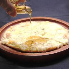 4種チーズのPIZZA