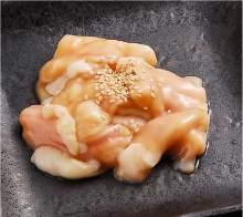 Gopchang (beef small intestines)