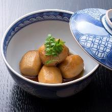 小芋の照煮