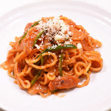 Neapolitan with Champon noodles