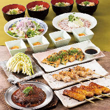 3,300 JPY Course (7 Items)