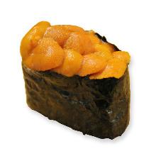 ウニ 握り寿司