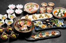 6,500 JPY Course (10  Items)