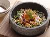 Stone-roasted rice