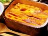 Conger eel over rice (broiled conger eel)
