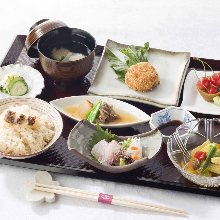 Lunch meal set