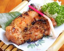 大山鶏の西京粕漬け焼き