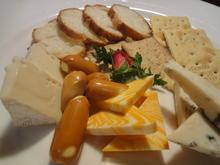 3種のチーズ盛合せ
