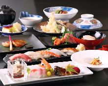 6,480 JPY Course (10 Items)