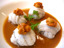 Other fish dishes