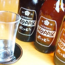 Kuro Hoppy Set (Kuro Hoppy and Shochu)