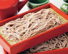 江戸切り もり蕎麦(2段)