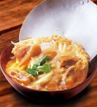 伊達鶏と奥久慈卵の親子丼