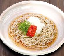 Buckwheat noodles