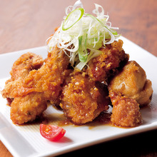 Yu lin chi (Chinese-style fried chicken)