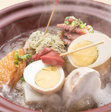 Assorted oden
