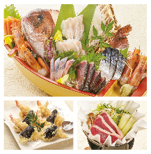 4,500 JPY Course (7 Items)