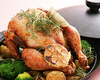 Whole Chicken Grilled in Diavola Style