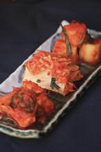Assorted kimchi, 3 kinds