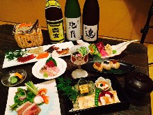 6,500 JPY Course (7 Items)