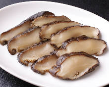 Shiitake mushrooms (extra)