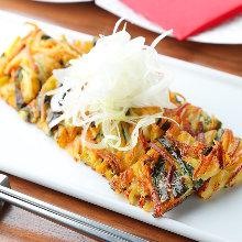 Vegetable pajeon