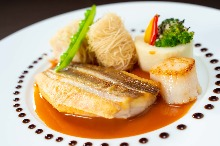Fish dish of the day