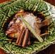 Kabutoni (simmered fish head)