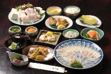 Japanese pufferfish