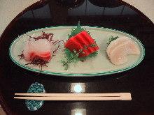 Pufferfish Nikogori (gelatin and boiled fish soup)