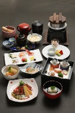 7,560 JPY Course (6 Items)