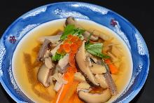 Noppei soup