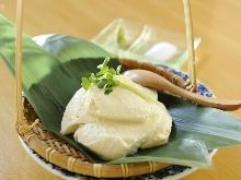 京都伏見の寄席ざる豆腐